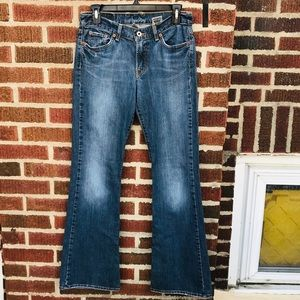 Lucky Brand Sweet n Low Boot Cut Jeans